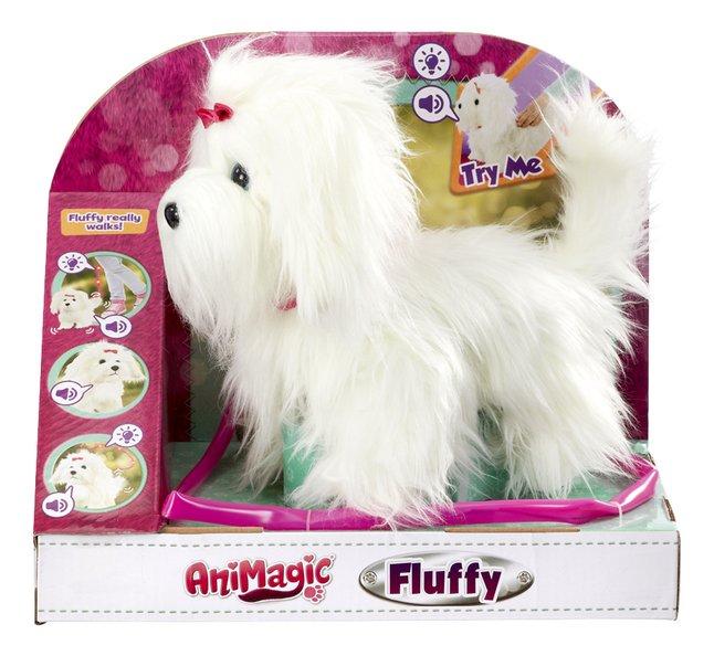 Animagic interactieve knuffel Fluffy