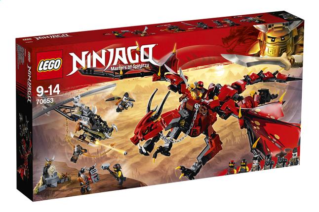 Afbeelding van LEGO Ninjago 70653 Firstbourne from DreamLand