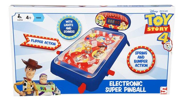 Afbeelding van Flipperkast Toy Story 4 from DreamLand