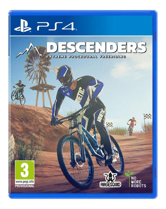 PS4 Descenders ENG/FR