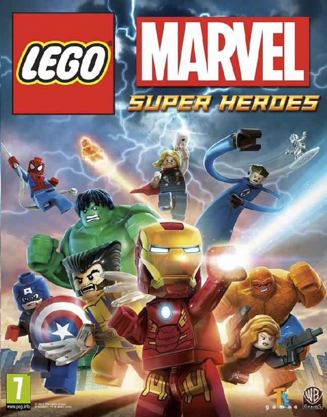 Afbeelding van Nintendo 3DS LEGO: Marvel Super Heroes NL from DreamLand