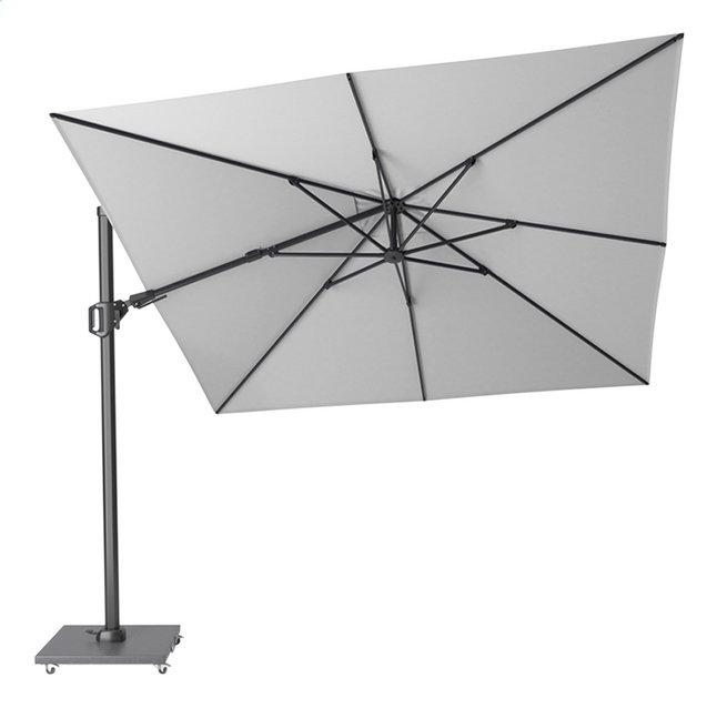 Image pour Platinum parasol suspendu Challenger T2 aluminium 3 x 3 m Blanc à partir de DreamLand