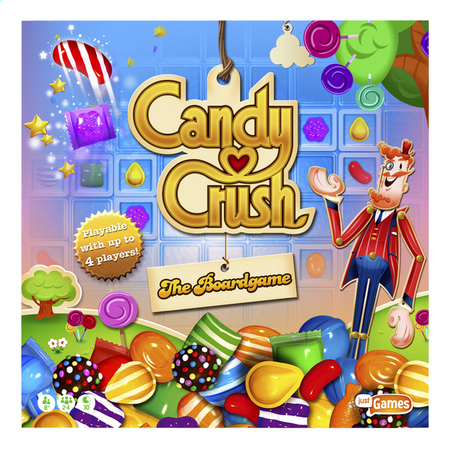 Afbeelding van Candy Crush from DreamLand