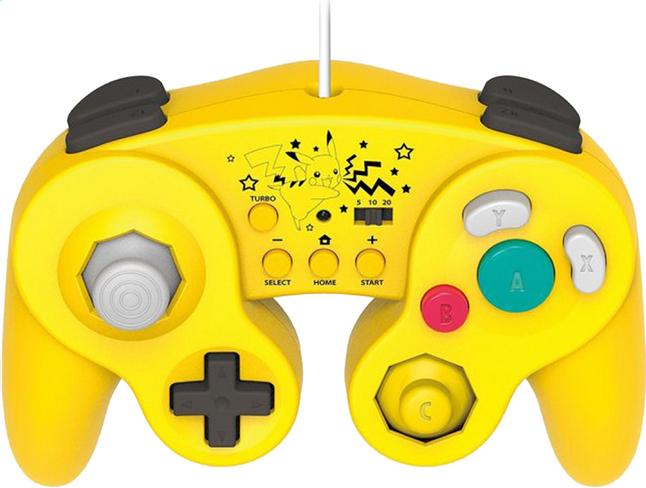 Image pour Manette Pokémon Pikachu Fight Pad à partir de DreamLand