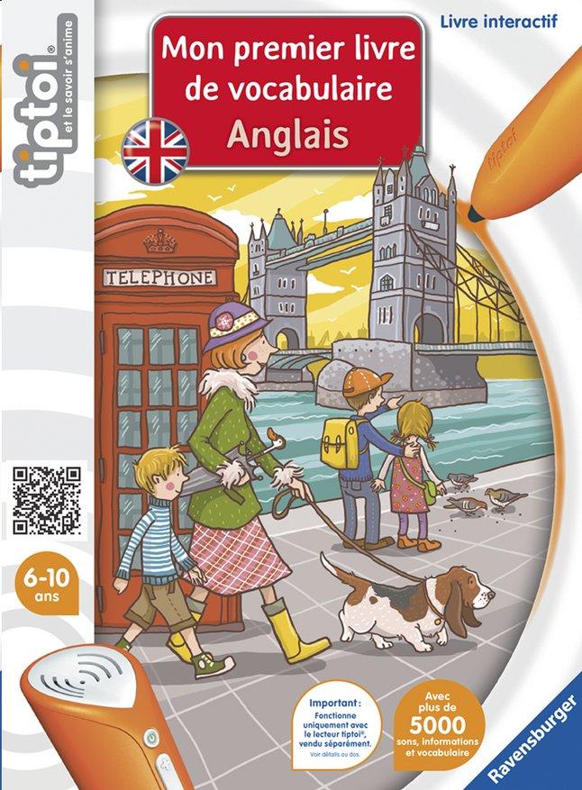 Image pour Ravensburger Tiptoi Mon premier livre de vocabulaire Anglais à partir de DreamLand
