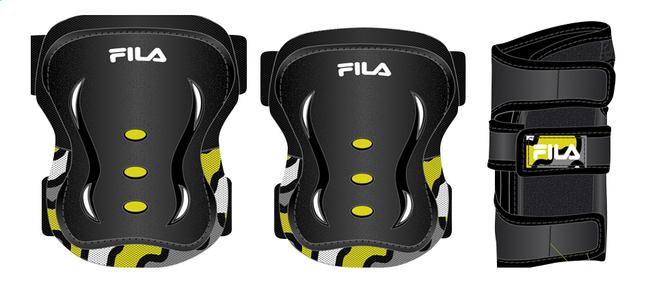 Afbeelding van Fila beschermset voor kinderen geel 5-8 jaar from DreamLand