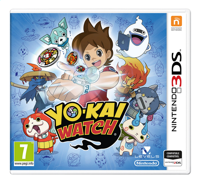 Afbeelding van Nintendo 3DS Yo-Kai Watch from DreamLand