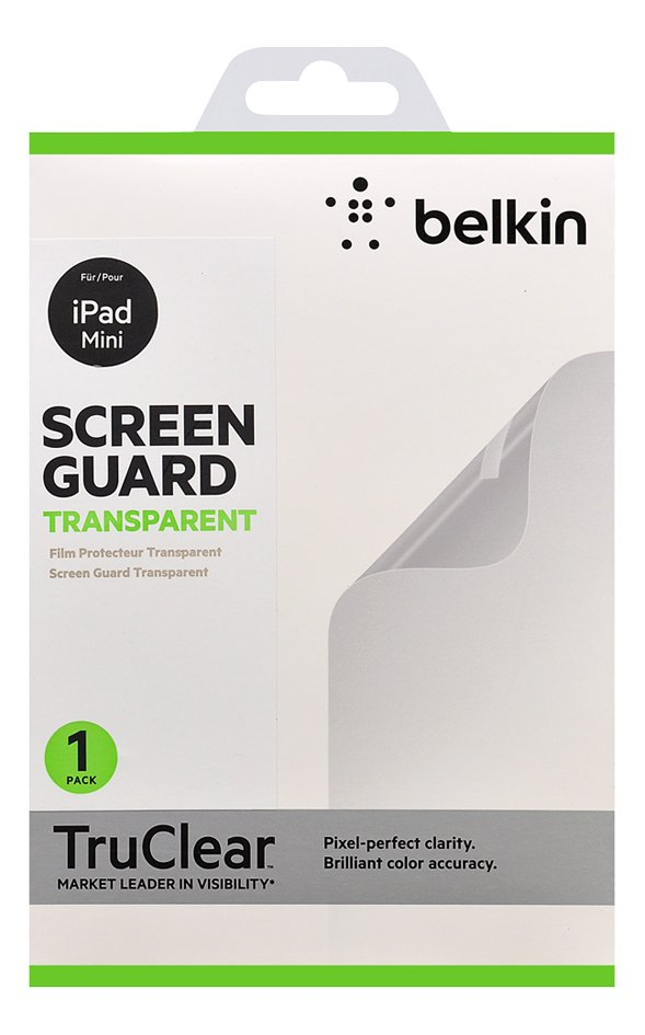 Afbeelding van Belkin schermbeschermer clear voor iPad mini from DreamLand
