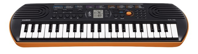 Image pour Casio clavier SA-76 à partir de DreamLand