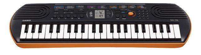 Afbeelding van Casio keyboard SA-76 from DreamLand
