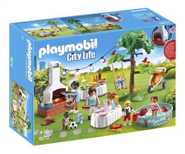 Image pour PLAYMOBIL City Life 9272 Famille et barbecue estival à partir de DreamLand