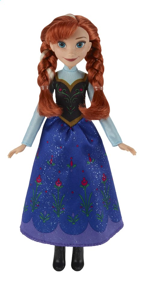 Afbeelding van Mannequinpop Disney Frozen Anna from DreamLand