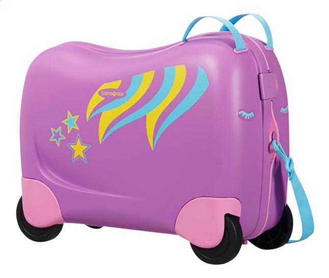 Samsonite harde reistrolley Dreamrider Pony Polly 50 cm