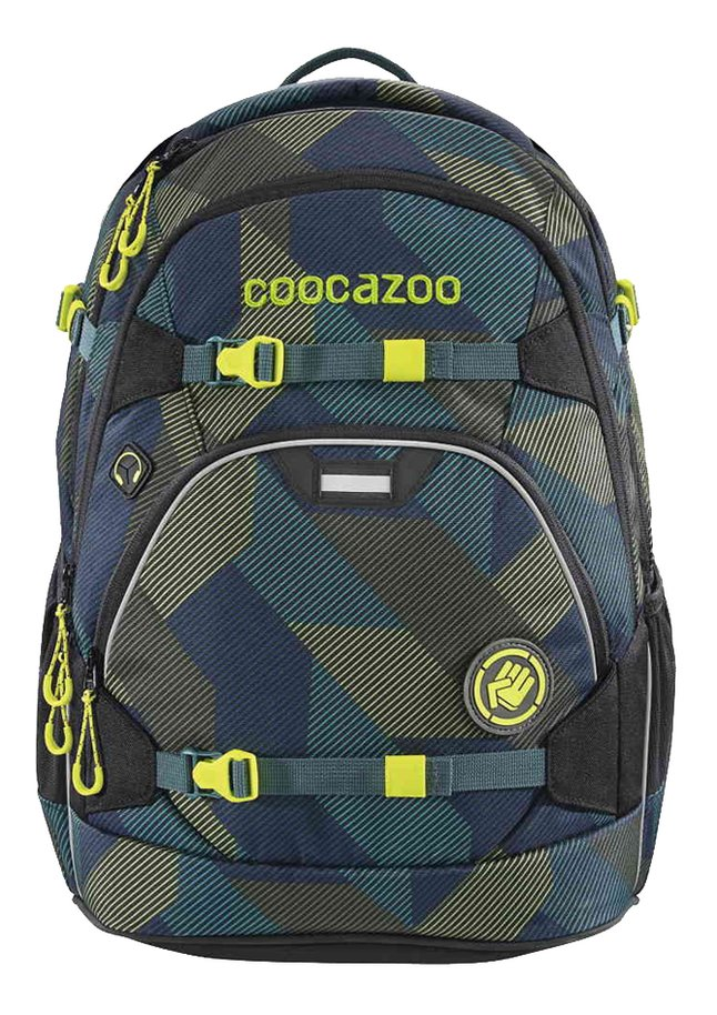 Coocazoo sac à dos ScaleRale Polygon Bricks