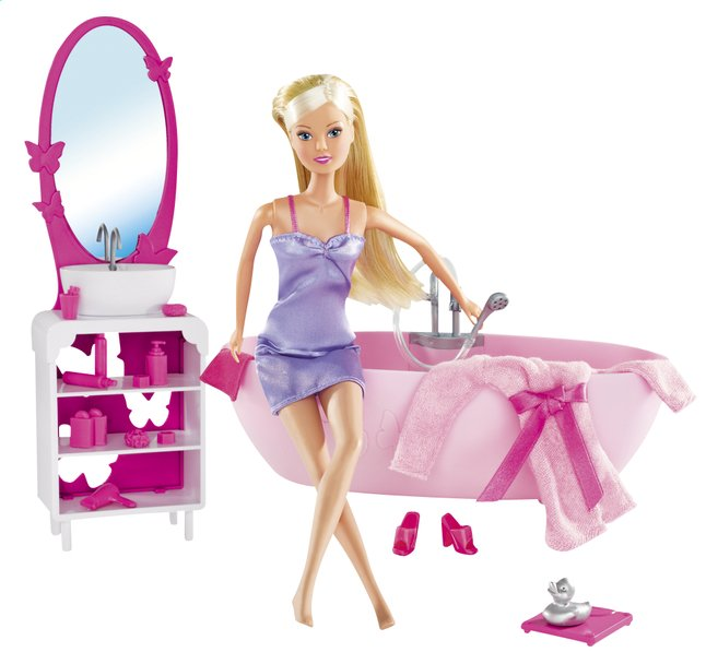 Image pour Steffi Love poupée mannequin Loft Bathroom à partir de DreamLand