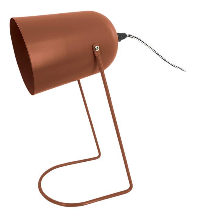 Bureaulamp Enchant Iron matt Clay Brown