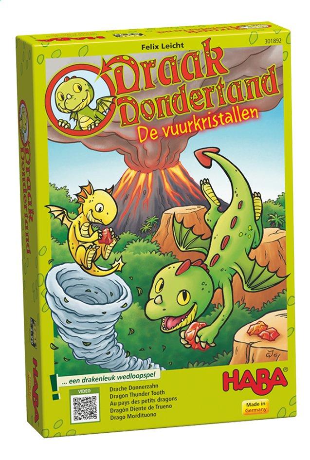 Draak Dondertand – De vuurkristallen