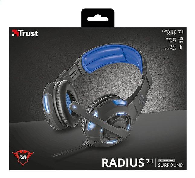 Afbeelding van Trust headset GXT 350 Radius 7.1 from DreamLand
