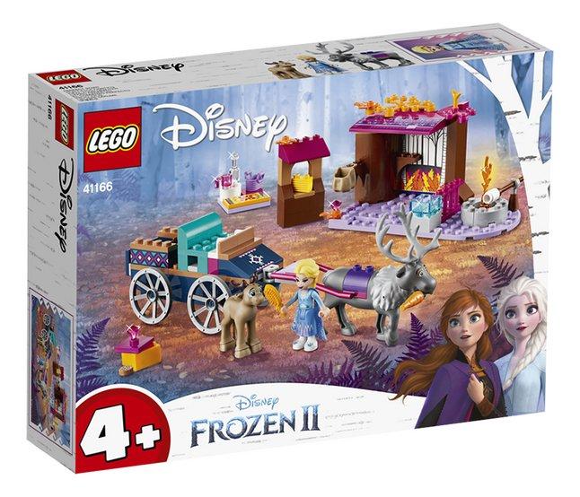 LEGO Disney Frozen 41166 L'aventure en calèche d'Elsa