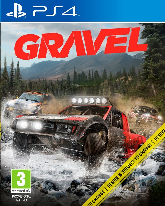 Afbeelding van PS4 Gravel ENG/FR from DreamLand