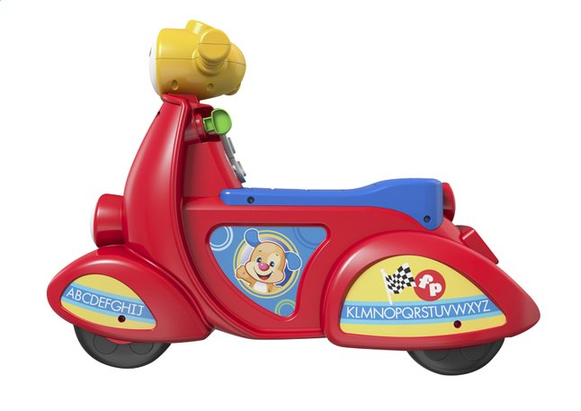 Afbeelding van Fisher-Price loopwagentje Smart Stages Scooter from DreamLand