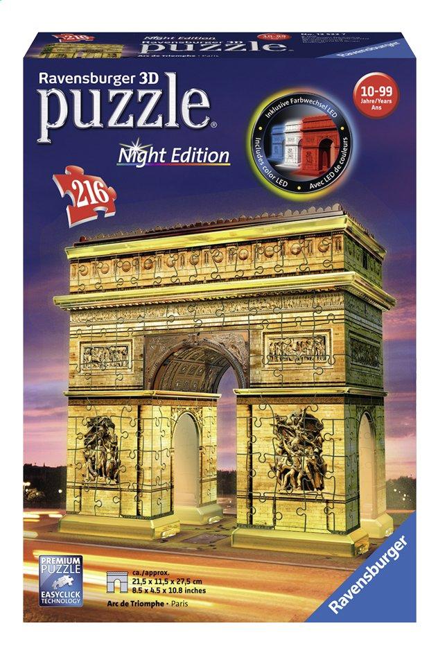 Afbeelding van Ravensburger 3D-puzzel Arc De Triomphe from DreamLand