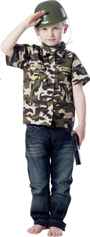 Afbeelding van DreamLand verkleedpak soldaat maat 110 from DreamLand