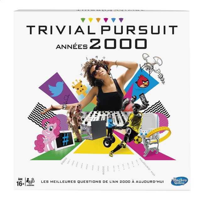 Afbeelding van Trivial Pursuit Années 2000 FR from DreamLand