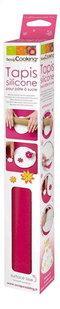 Afbeelding van ScrapCooking siliconen mat voor suikerpasta from DreamLand