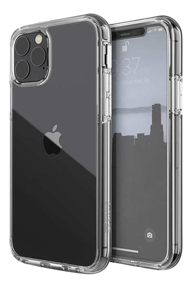 X-Doria coque Defense 360 Glass pour iPhone 11 Pro transparent