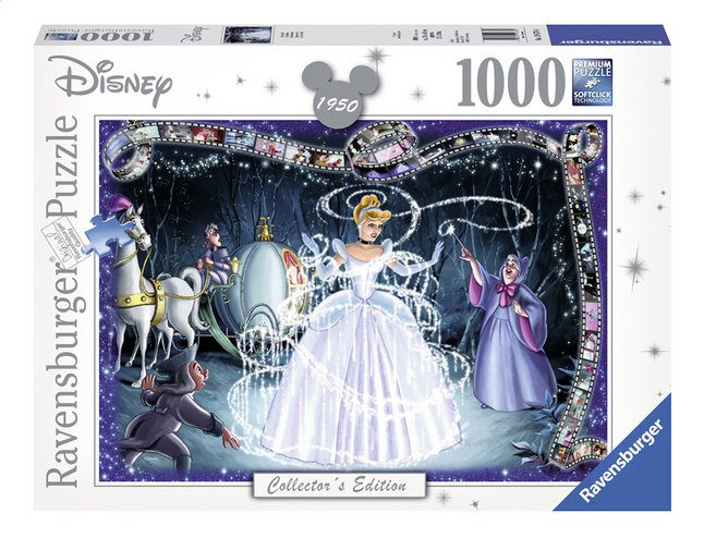 Afbeelding van Ravensburger puzzel Assepoester Disney Collector's Edition from DreamLand
