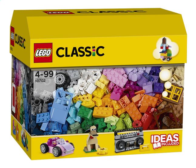 Afbeelding van LEGO Classic 10702 Creatieve bouwset from DreamLand