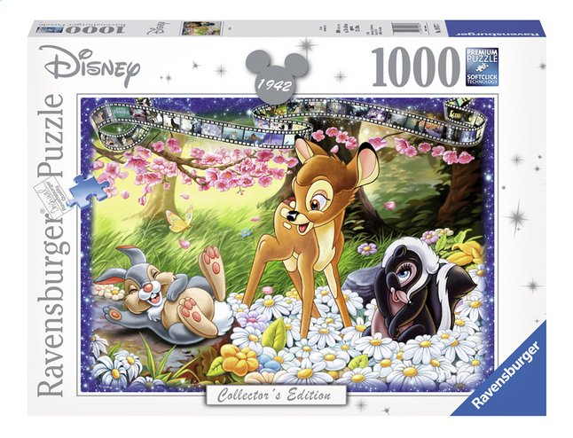 Afbeelding van Ravensburger puzzel Disney Bambi Collector's Edition from DreamLand