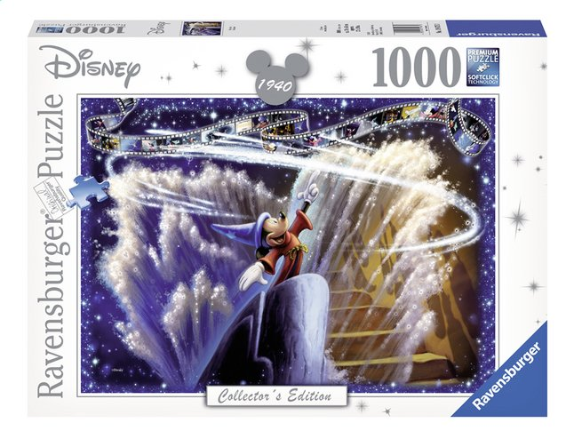 Afbeelding van Ravensburger puzzel Disney Fantasia Collector's Edition from DreamLand