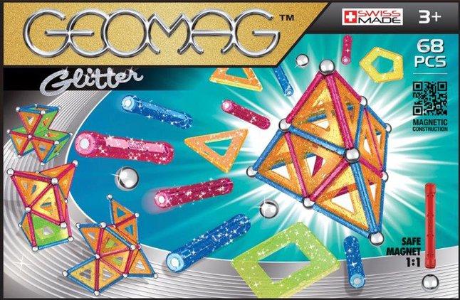 Image pour Geomag Glitter 68 pièces à partir de DreamLand