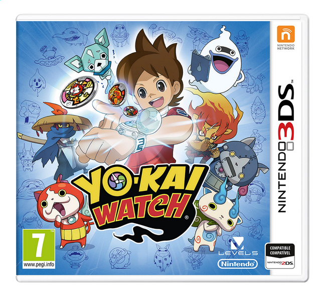 Afbeelding van Nintendo 3DS Yo-Kai Watch FR from DreamLand