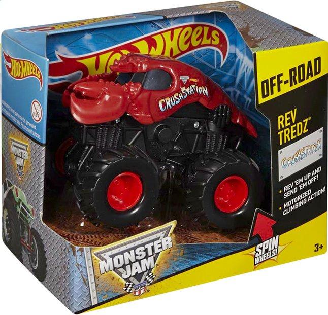 Afbeelding van Hot Wheels Monster Jam Crushstation from DreamLand