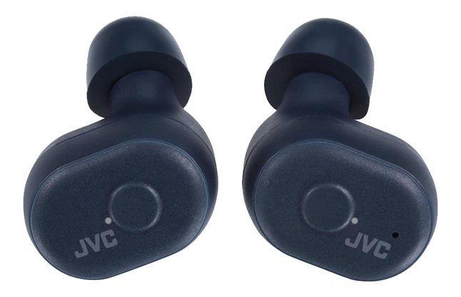 JVC Bluetooth-oortelefoon HA-A10T blauw