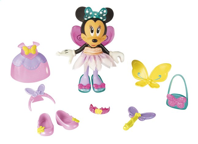 Minnie Fashionista Fantasie fée