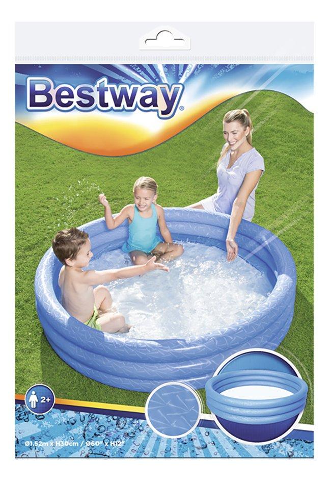 Afbeelding van Bestway zwembad voor kinderen Play pool Ø 152 cm blauw from DreamLand