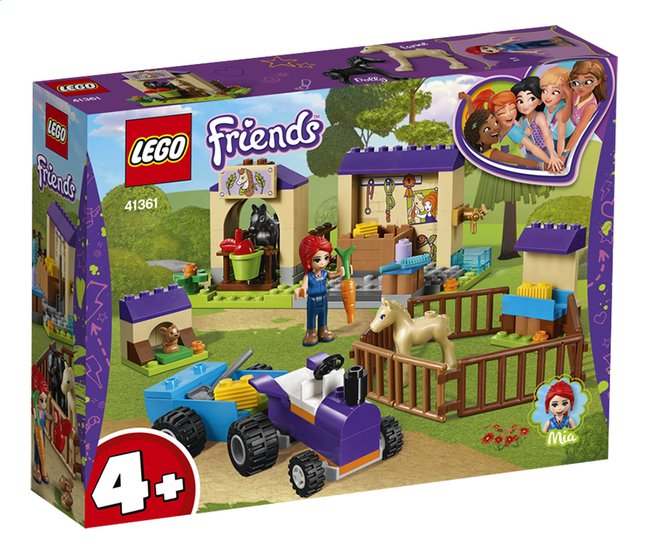 Afbeelding van LEGO Friends 41361 Mia's veulenstal from DreamLand