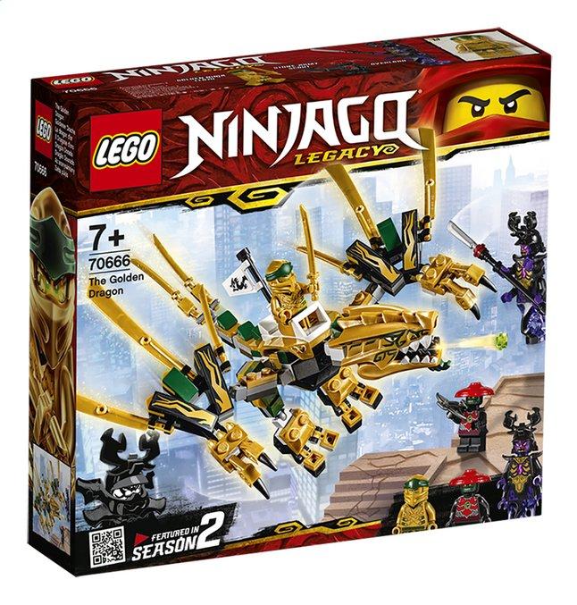 Ninjago Dragon Lego D'orDreamland 70666 Le 8k0NPXnwO
