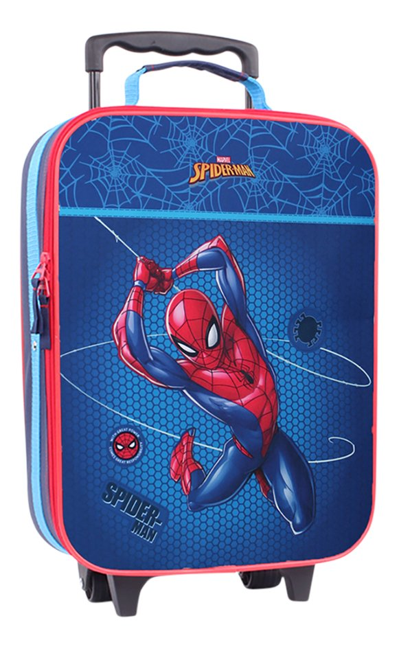 Afbeelding van Zachte reistrolley Spider-Man Protector 40 cm from DreamLand