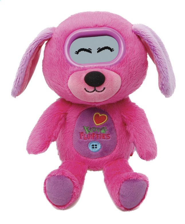 Afbeelding van VTech KidiFluffies Pinky hond FR from DreamLand