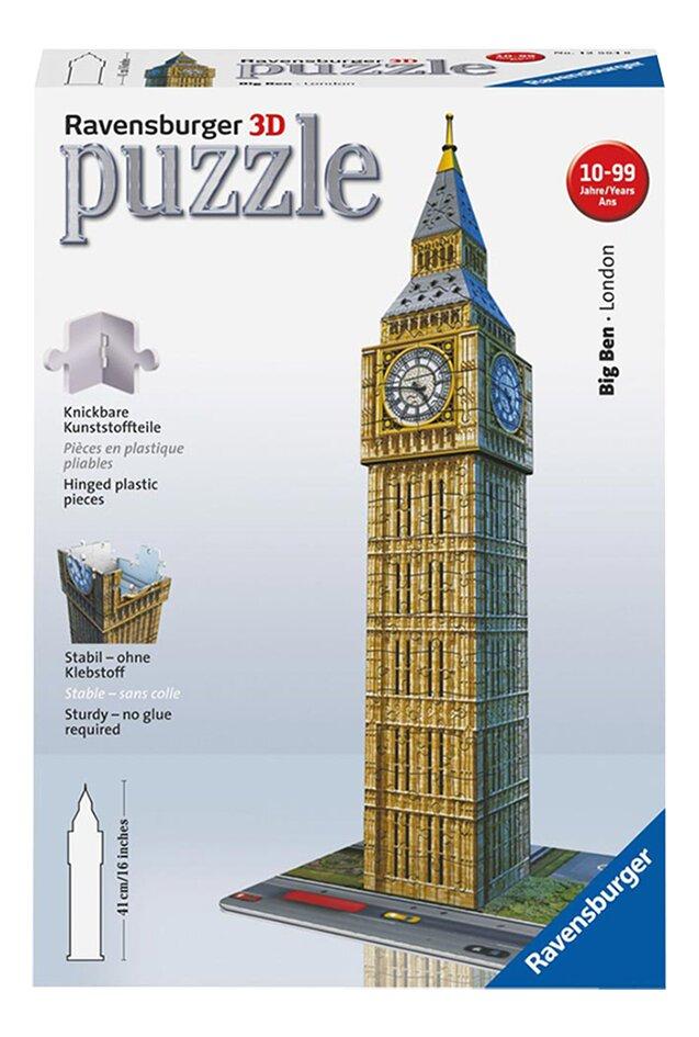 Afbeelding van Ravensburger 3D-puzzel Big Ben from DreamLand