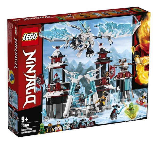 Afbeelding van LEGO Ninjago 70678 Kasteel van de verlaten keizer from DreamLand