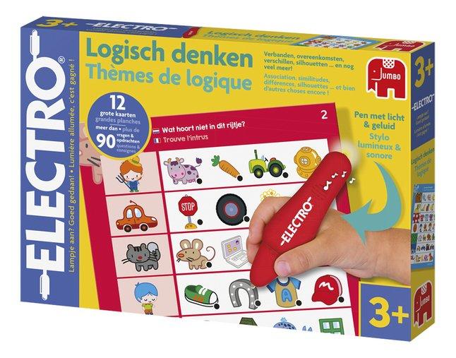 Afbeelding van Electro Wonderpen Logisch denken from DreamLand