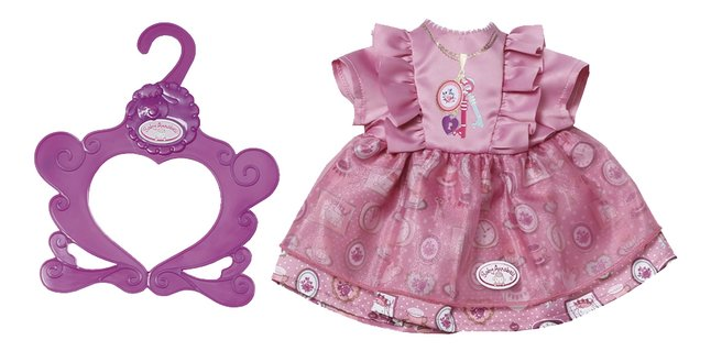 Afbeelding van Baby Annabell kledijset Day Dresses roze from DreamLand