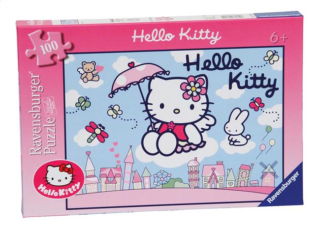 Afbeelding van Ravensburger puzzel Hello Kitty from DreamLand