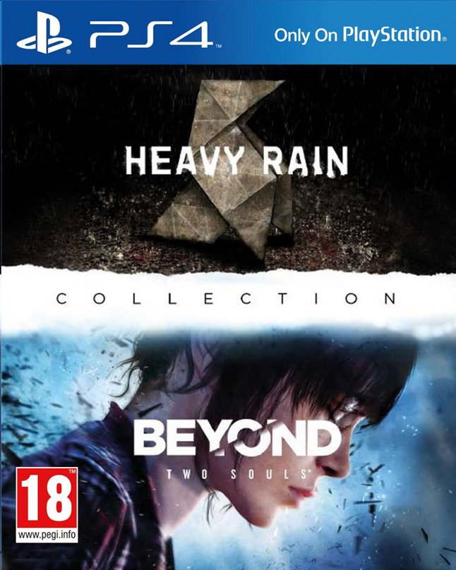 Image pour PS4 Heavy Rain & Beyond Two Souls Collection FR/ANG à partir de DreamLand